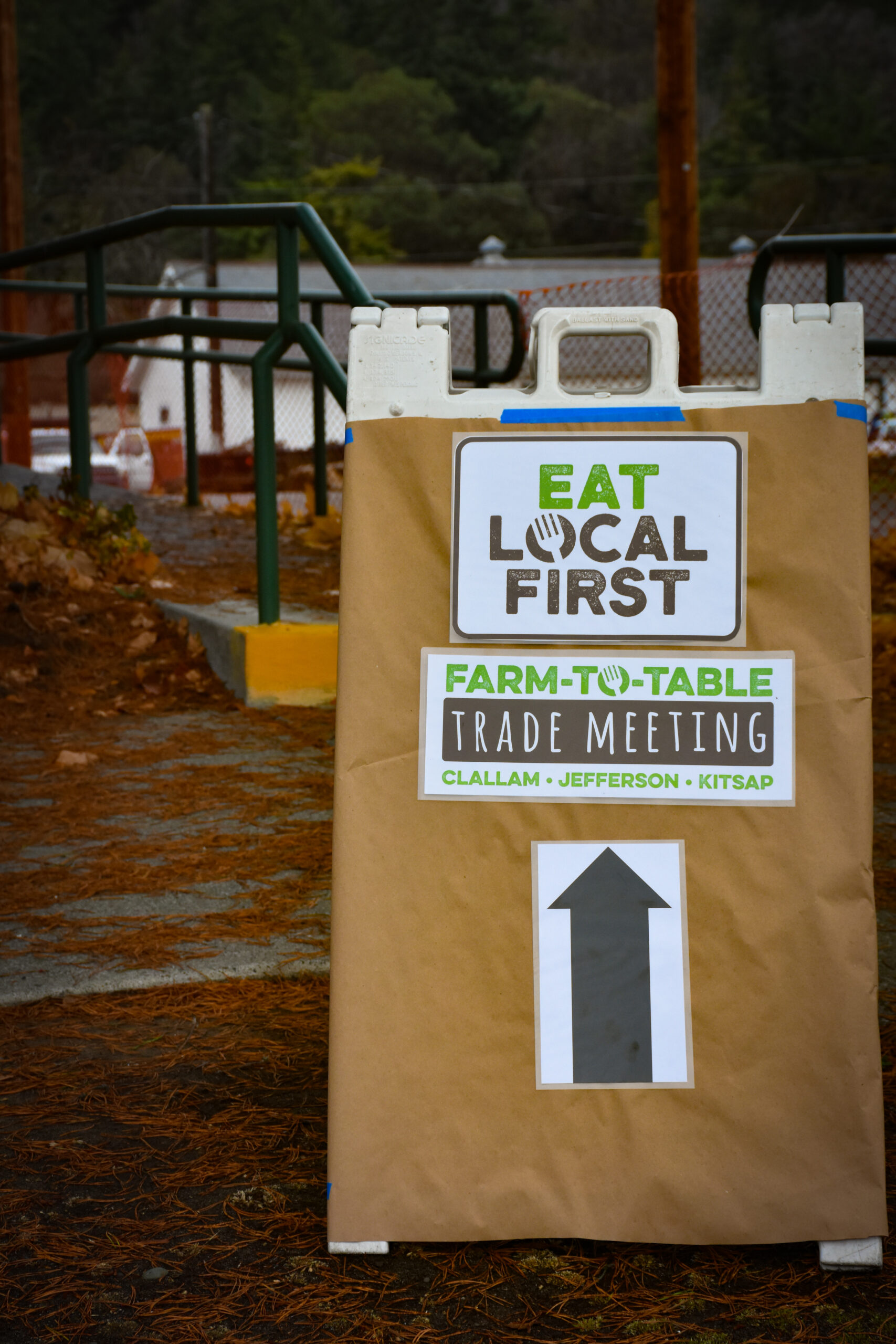 Eat Local First TRADE MEETING