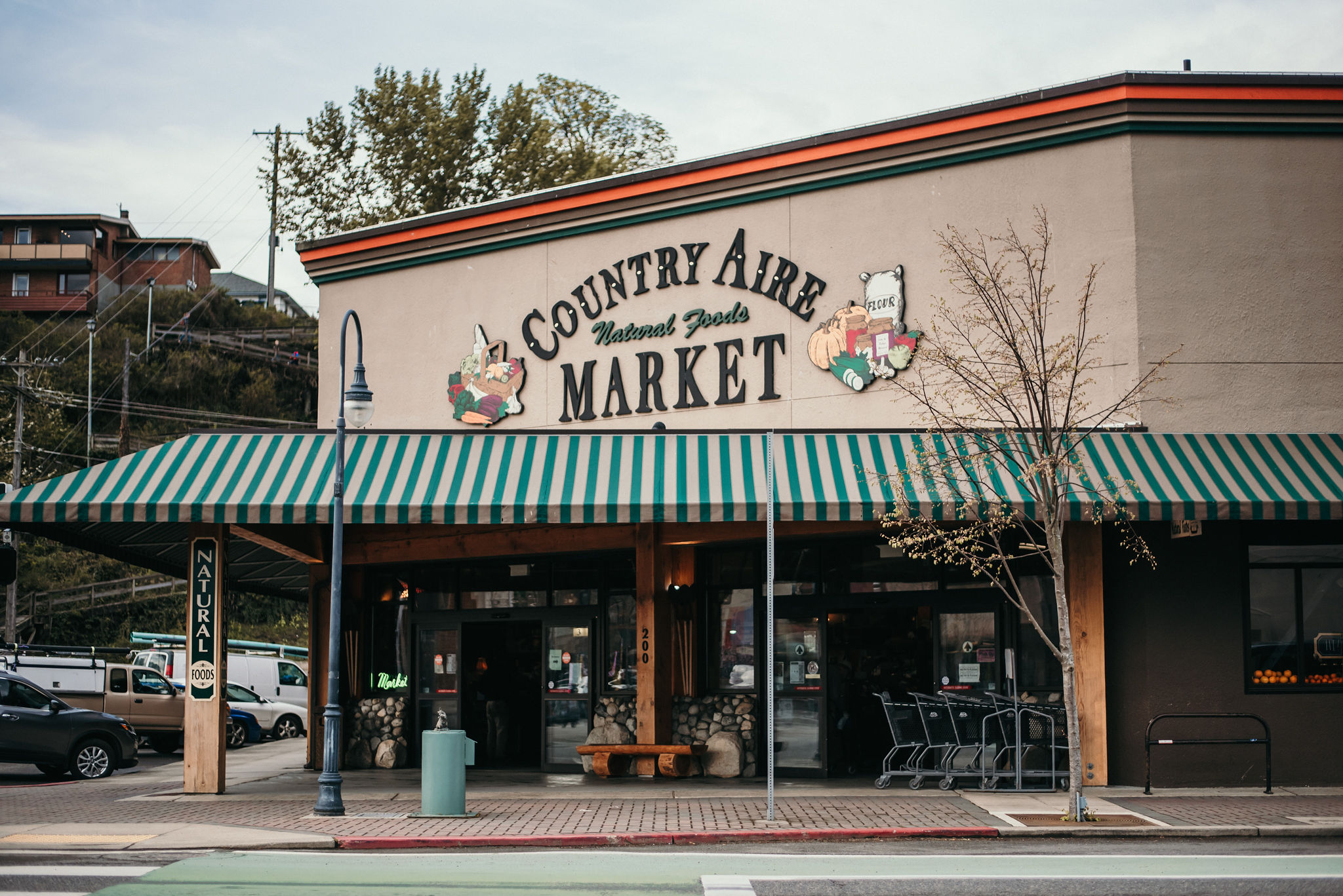 Country Aire Natural Food Market
