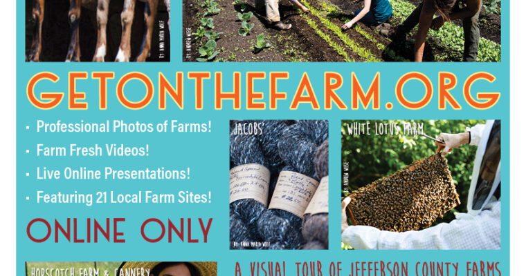 Jefferson County Farm Tour This Weekend!
