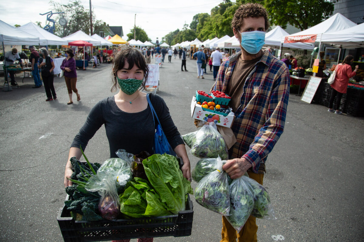 Eat Local! Campaign starts July 11th.