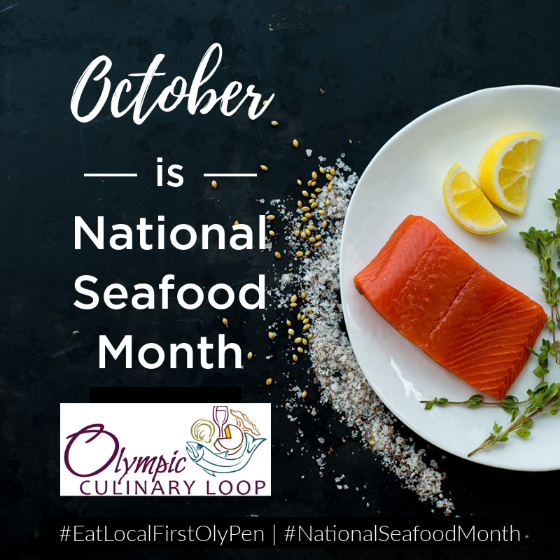 Governor proclaims October Seafood Month