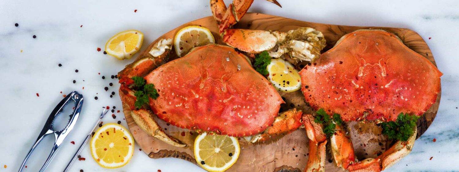 October is Eat Local Seafood Month