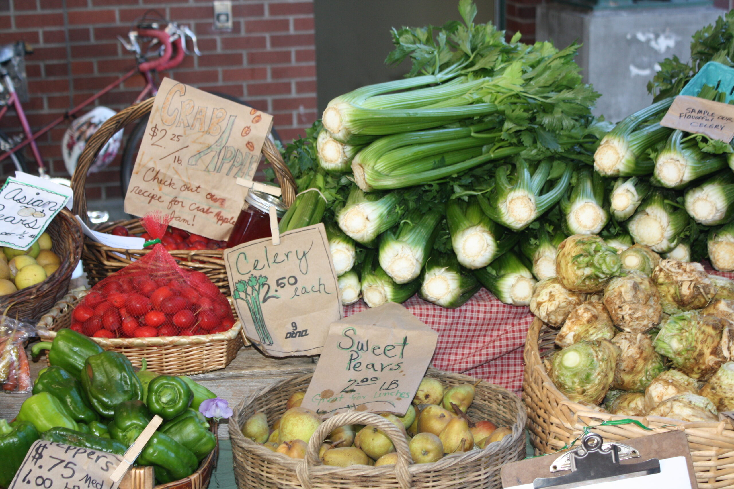 Local Food and Farming in September