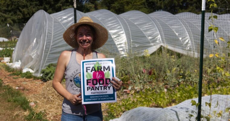 Supporting local farms and community with the Farm to Food Pantry program